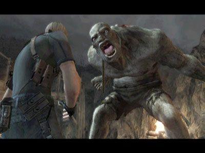 Resident Evil 4. Gamecube.
