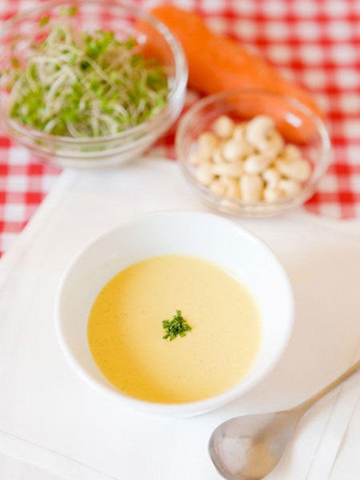 【ELLE a table】にんじんのリッチジュースレシピ|エル・オンライン