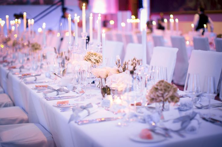 Candlelight | beautiful table decoration | Wedding