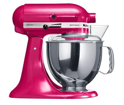 KitchenAid Artisan® - 5KSM150PSERI - Robot Patissier - Sorbet Framboise