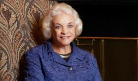 Sandra Day O'Connor -- First female justice of the Supreme Court #offthesidelines
