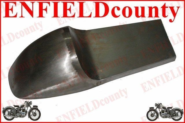 NEW BARE METAL BENELLI MOJAVE CAFE RACER 260 360 SEAT BASE PLATE REPRO UNIT
