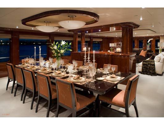 Yacht Dinner Party Yacht Wedding Pinterest Dinner
