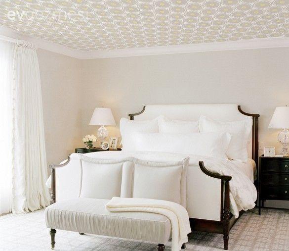 Yatak Odası, Duvar kağıdı