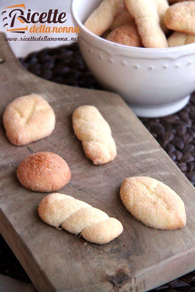Biscotti Ricette Della Nonna