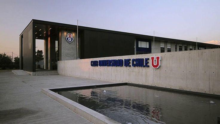 Centro Deportivo Azul / Club Universidad de Chile / PLAN Arquitectos www.planarquitectos.cl