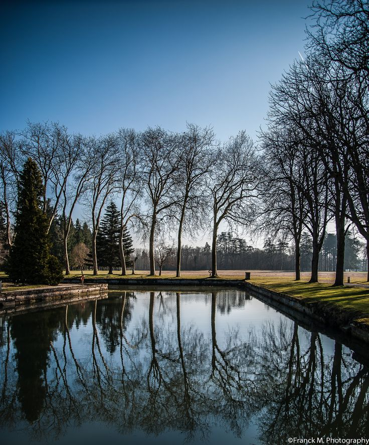 Château de Richelieu. Le parc, 2015. Photo: Frank M.