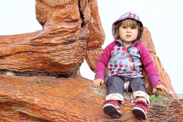 Babyology Exclusive – Oishi-m's Autumn/Winter 2012 collection plus new larger sizes!