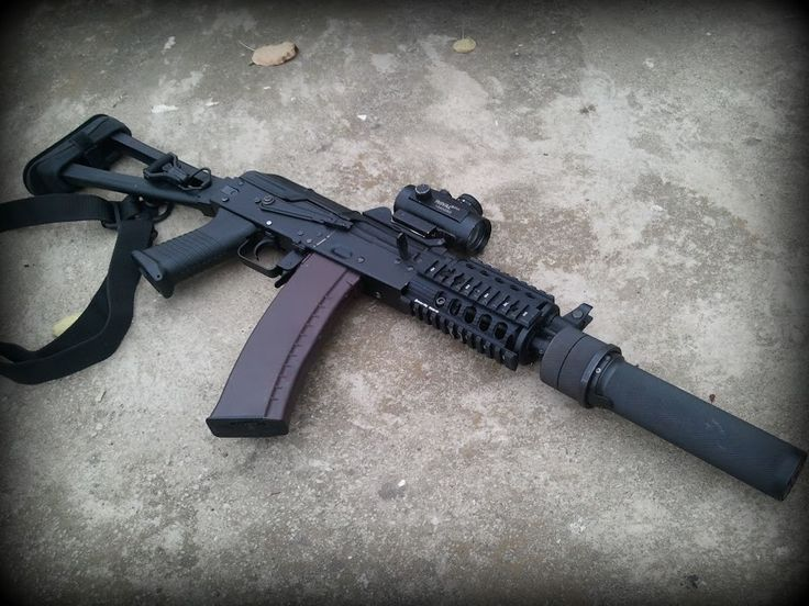 15 best images about ak74u on Pinterest | Patriots, Firearms and Buffalo
