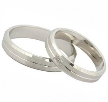 Karikagyűrű pár (KGM-009)