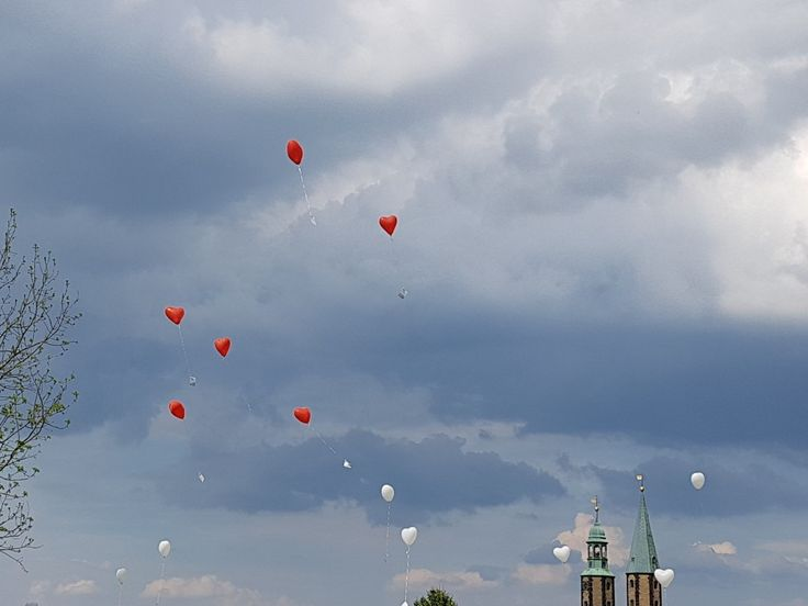 #loveisintheair #luftballons #wedding #goslar