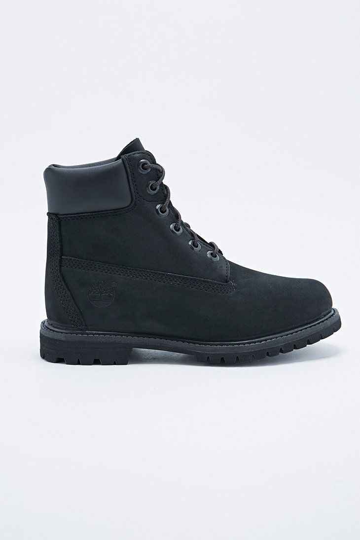 """Timberland - Bottines noires Premium 6"""" - Urban Outfitters"""
