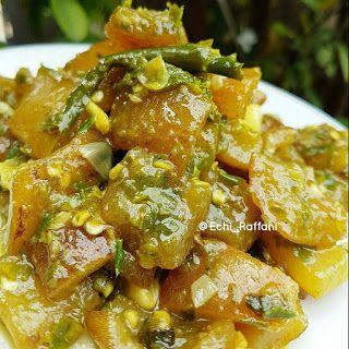 Resep Masakan Kikil Cabe Ijo