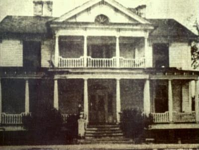 Hibiscus House: The Childhood Home of Melvin Purvis