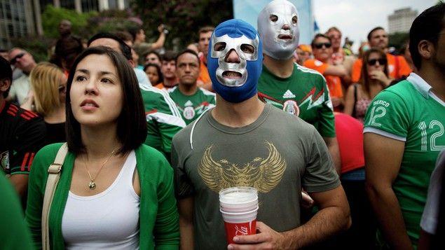 """Mi crónica en KSL español: A México le """"Robben"""" la clasificación con penalti agónico inexistente y pierde ante Holanda 2-1, encajando dos goles en últimos siete minutos. Entren y lean. Blog del Mundial - Octavos de Final - México vs. Holanda"""