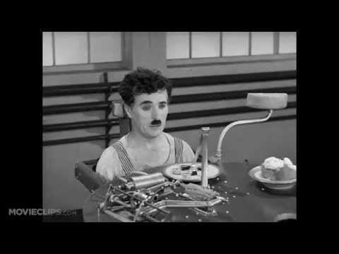 The Feeding Machine Modern Times 1 4) Movie CLIP (1936) HD - YouTube