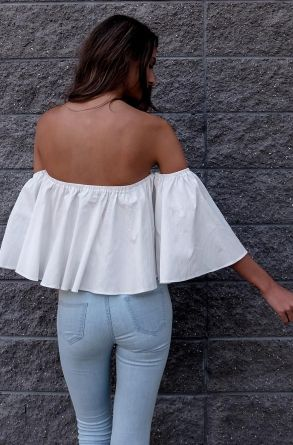 The Caped Cloud | BACK |  Available in  White  Sky Blue   R240.00 | S | M | L |