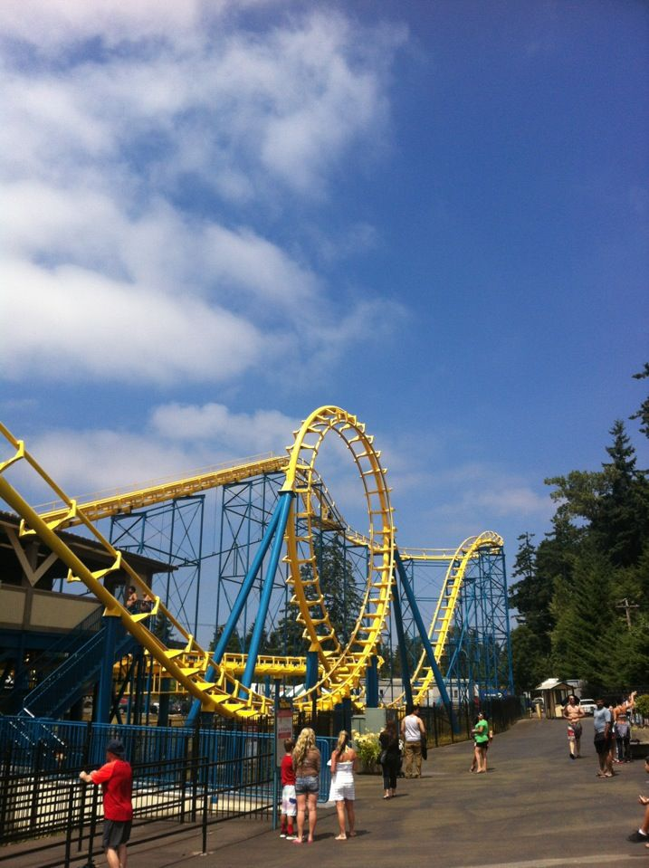Wild Waves Theme Park | Seattle ~ My Favorite Hood ...