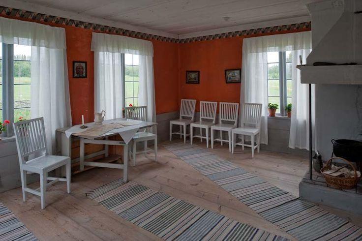 Kulturmiljöbild Sängstugebyggnaden Ystegårn 100623 Bengt A Lundberg variant 4