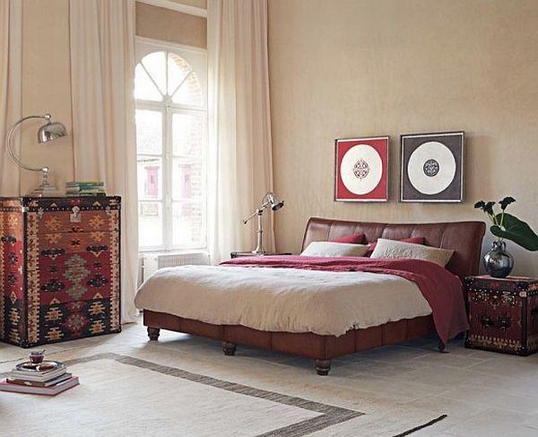 Baroque And Medieval Bedroom Design Ideas