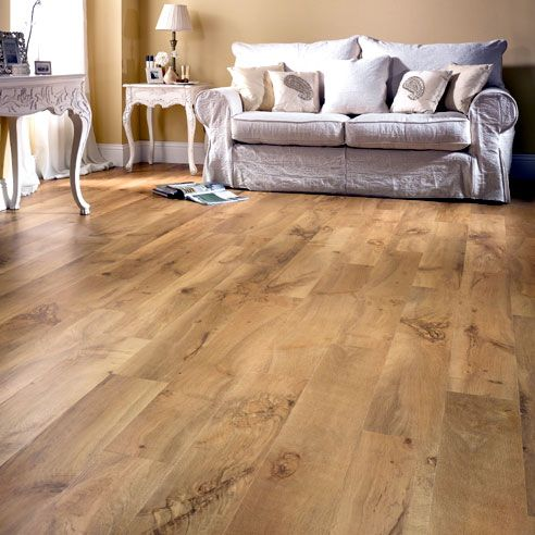 Love this flooring. Would give a nice country feeling.