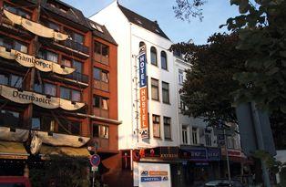 A&O Hostel Hamburg Reeperbahn - Günstiges A&O Hotel Hamburg Reeperbahn