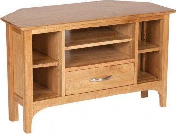 Provence Oak Corner TV Unit £458.00