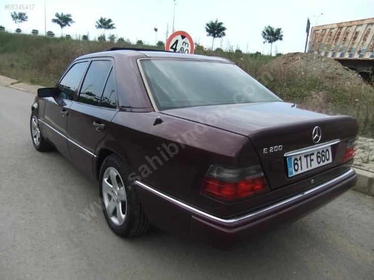 1992 Mercedes 200E