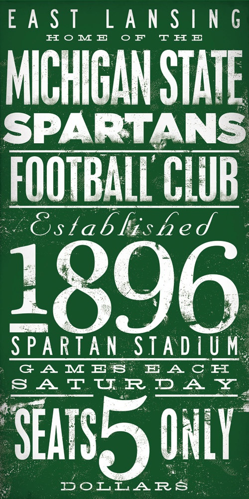 Michigan State Football Club