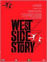 """""""West Side Story"""" de Robert WISE et Jerome ROBBINS (1962) - DANSE/MUSIQUE/CINÉMA/COMÉDIE MUSICALE"""