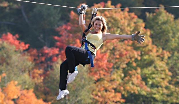 Acro-Nature - A world of fun and thrills | Mont Saint-Sauveur Water Park