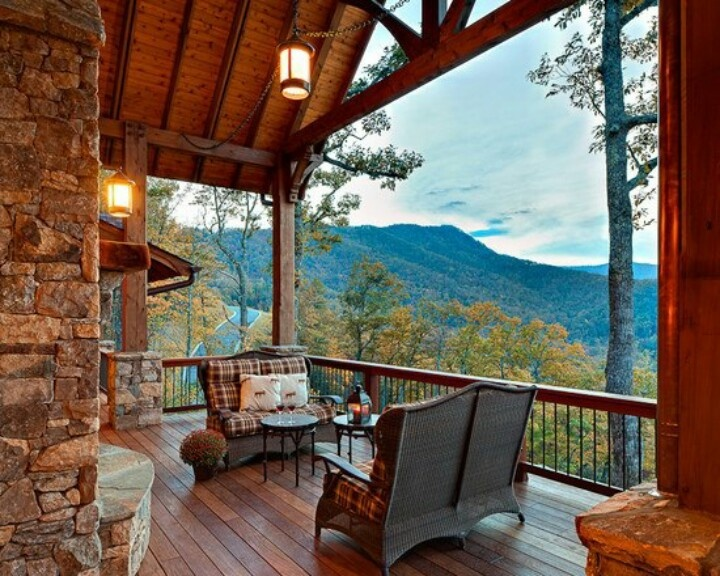 Awesome rustic look