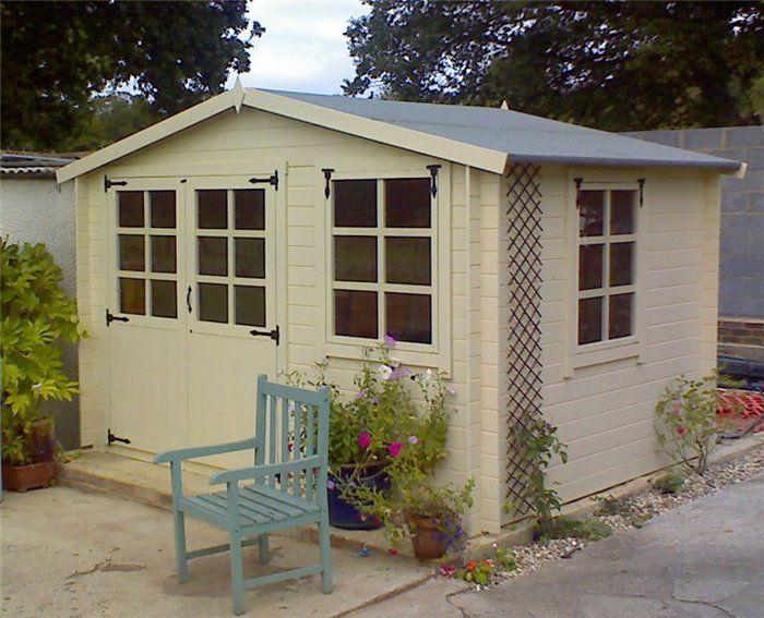 Garden Sheds Eugene Oregon 34 best painted garden furniture & sheds images on pinterest