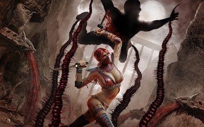 Entertainment stuff : Mortal Kombat 9 HD Wallpapers