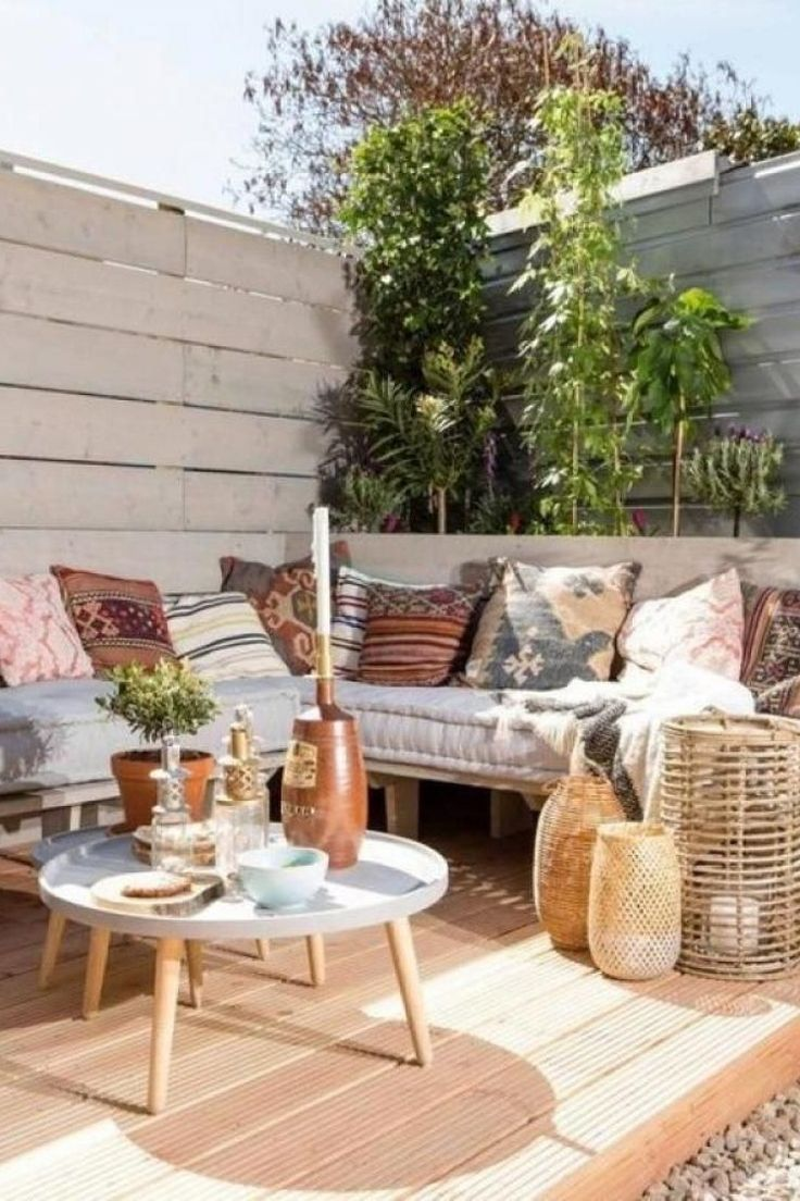 40+ Comfortable Open Benches With L Shaped Ideas Design in ... on L Shaped Patio Ideas id=58258
