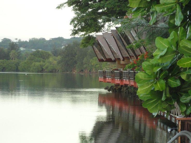 Feeling serene...