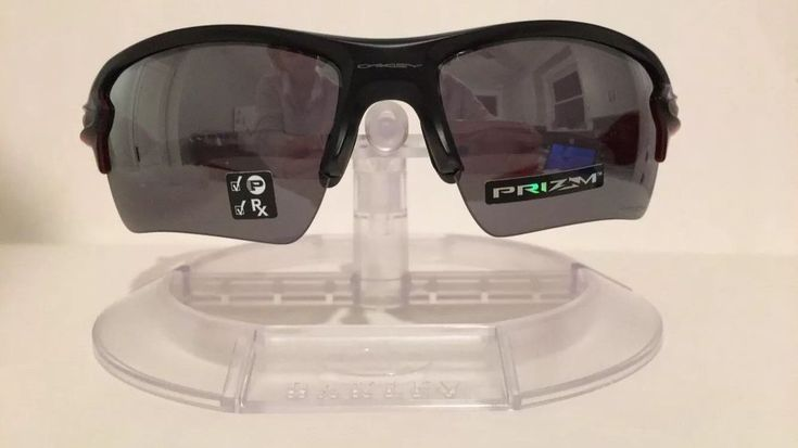 83356dcab1c NEW Oakley - Flak 2.0 XL - Prizm Black Polarized - Ruby Fade - OO9188-6659   fashion  clothing  shoes  accessorie…