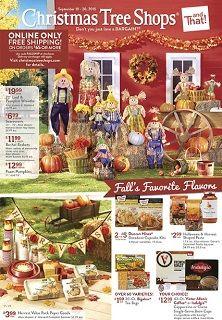 Christmas Tree Shops Flyer - http://www.allweeklyads.com/christmas-tree-shops-weekly-ad-circular/