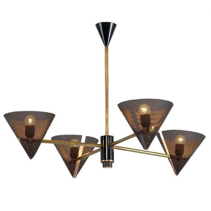 chandelier and pendant lighting. superb 1950u0027s italian chandelier in brass and pendant lighting s