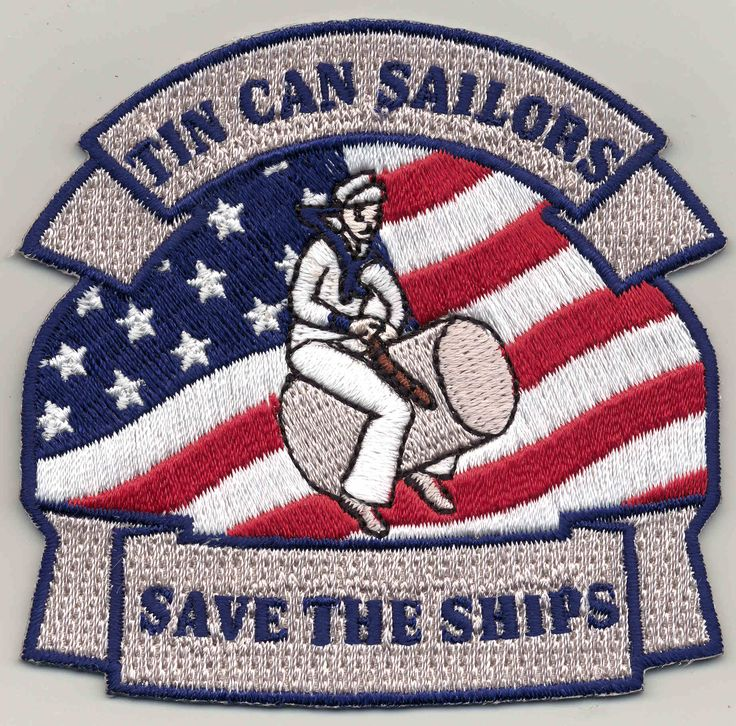 Tin Can Sailors - The National Association of Destroyer Veterans