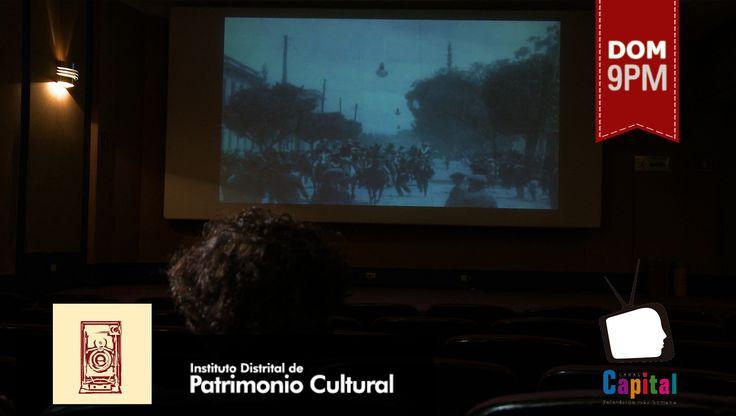 Visita incluida a la Pastelería Florida, a las estatuas humanas de la vía, a la Cinemateca Distrital, recuerdos del desaparecido carnaval bogotano - #Callejeando domingo 9:00 p.m