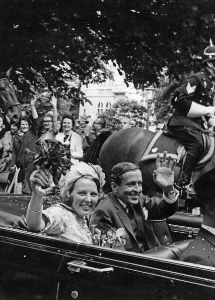 Princess Beatrix, June 1965