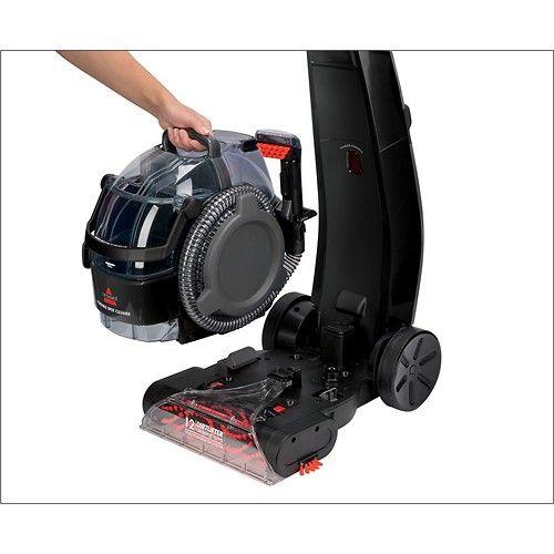 BISSELL - Lift-Off Deep Cleaner Pet Carpet Cleaner - Black - Alternate View 1
