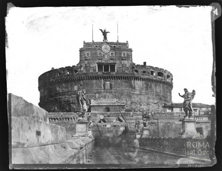 Castel Sant'Angelo (1850)