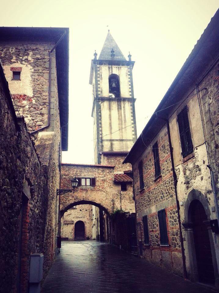Il Borgo di Filetto ~ Villafranca in Lunigiana Foto di Mara Vezzola