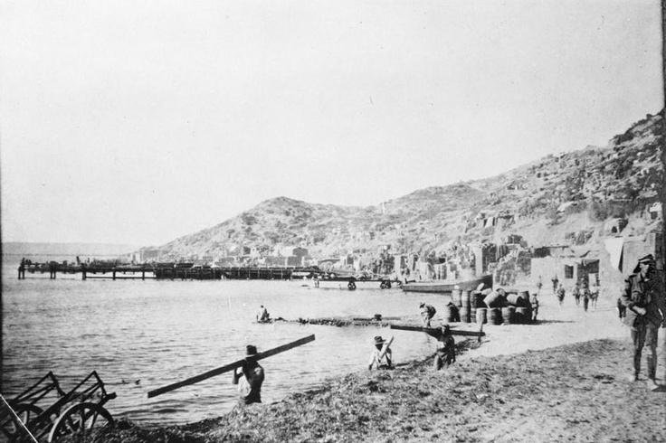 Anzac Beach 1915