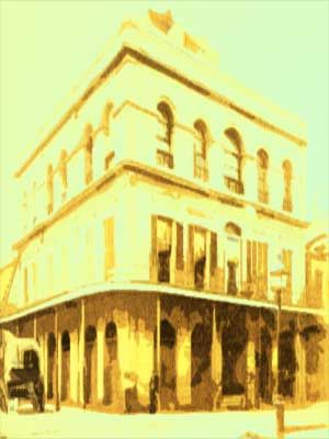 LaLaurie Mansion in New Orleans, LA 1140 Royal St  It has been called the Most Haunted House in New Orleans by Many locals and tourist alike