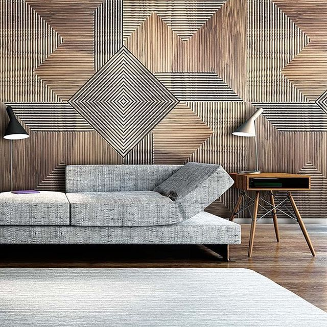 50 Jaw Dropping Interior Wall Covering Ideas For Your Space Wood Cladding Modern Bedroom Design Walls