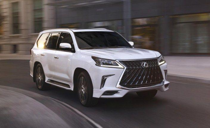 2020 Lexus Lx 570 Super Sports Specs Features And Price Urcartips In 2020 Lexus Truck Lexus Suv Lexus Gx