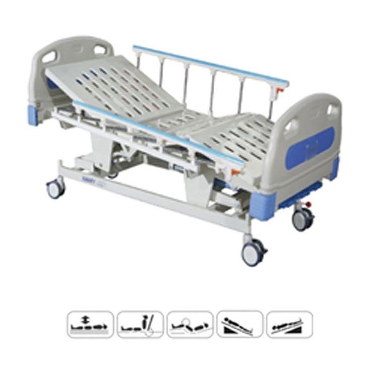3 Crank Five-Function Manual Bed (3 Crank)   ASNI HEALTHCARE